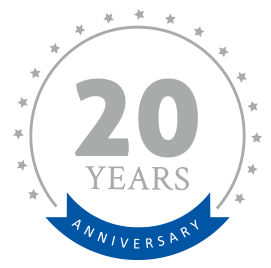 20 Year Annivesary