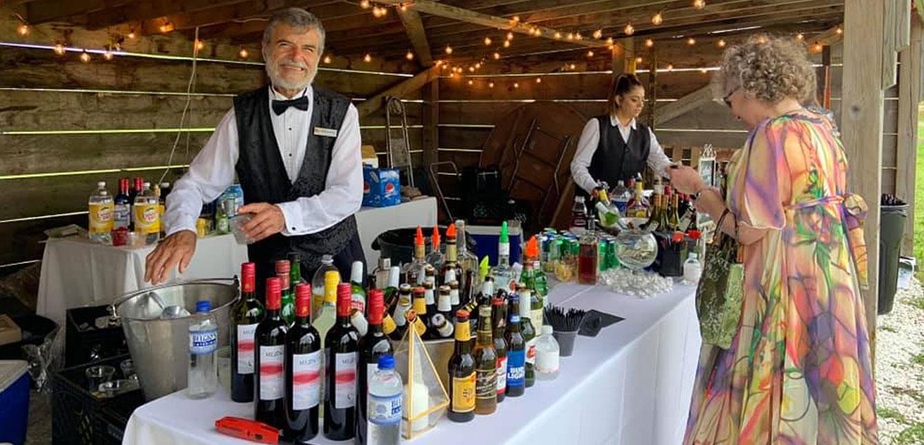 special event bar service